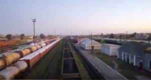 У Сарнах виявили понад 130 вагонів із російським вугіллям