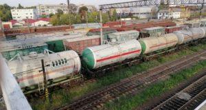 «Об'єднання добровольців»: залізниці Рівненщини забиті ешелонами з Росії