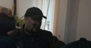 Сепаратиста Артура Сороченка в залі суду облили зеленкою