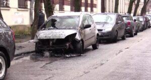 Підпал автомобіля журналістці «Радіо Свобода»: відповідальність лежить на Віконському!