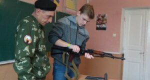 «Територіальна оборона»: вогневий вишкіл для школярів Чишківської ЗОШ