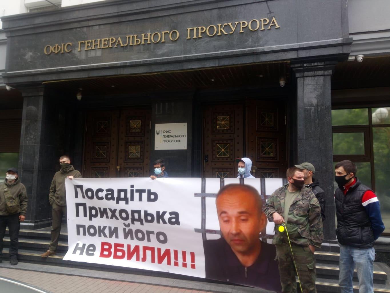 «Хамелеон від корупції», або Як пояснити суддівсько-прокурорську безпорадність у справі Бориса Приходька