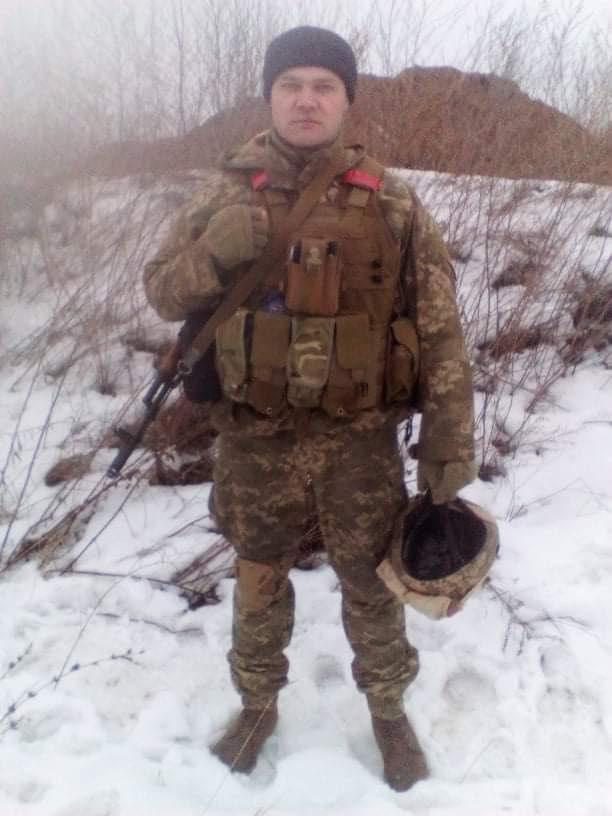 Вітаємо у команді! Херсонський осередок Об'єднання Добровольців очолив Олександр Возний.