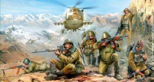 15 лютого – День пам'яті воїнів-інтернаціоналістів.