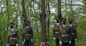 На Львівщині відзначили День пам'яті та примирення.