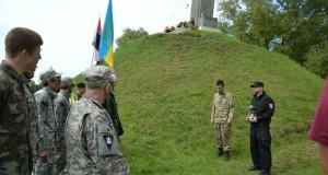 Правий сектор вшанував студентів, які 94 роки тому зупинили біля Львова армію Будьоного