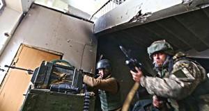 """Українські """"кіборги"""" потрапили на першу шпальту """"Los Angeles Times"""" (фото)"""