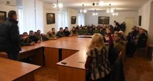 Тероборона Львівщини провела підготовчий збір