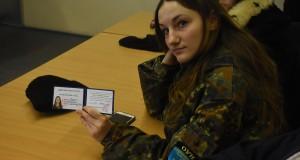 33 добровольці на Львівщині отримали посвідчення УБД