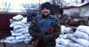 «Об'єднання добровольців» відзначило посмертно орденом бійця Віктора Стефановича