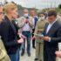У Львові Президент поспілкувався з представниками Об'єднання Добровольців.