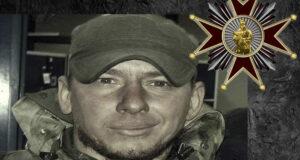 «Об'єднання добровольців» відзначило Орденом Добровольця Господа Олександра.