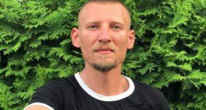 Максим Шимосюк – керівник Закарпатської організації Об'єднання Добровольців.